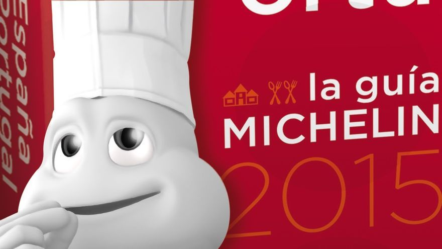 Imagen promocional de la Guía Michelín.