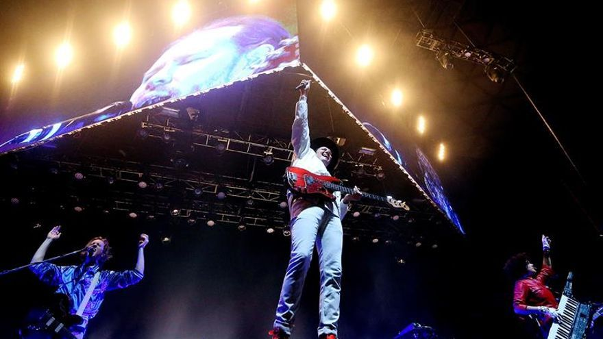 Arcade Fire da clase al público chileno y se alza como el mayor exponente indie