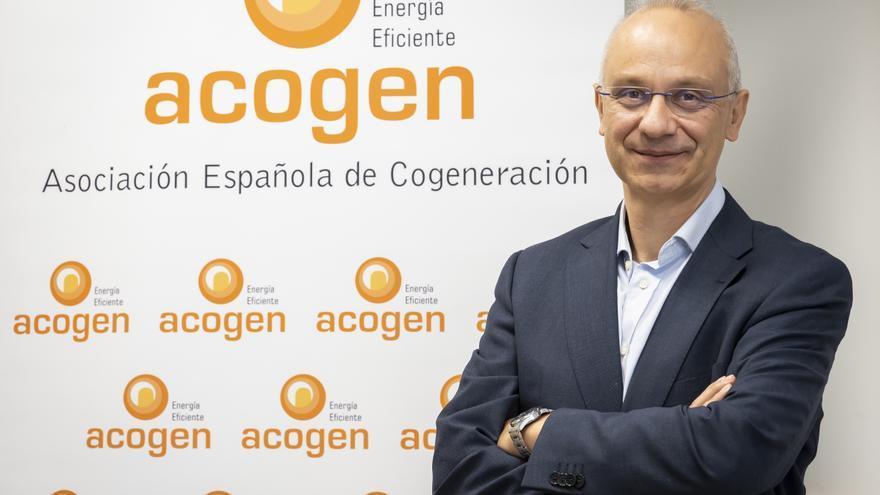 Ruben Hernando, nuevo presidente de Acogen