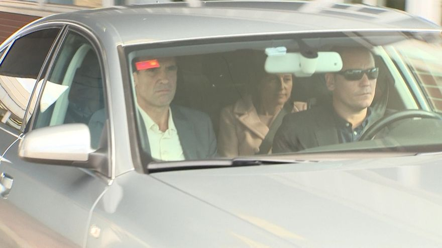 "Forcadell sale de la cárcel defendiendo que garantizó la libertad de  del Parlament, ""sede de la soberanía nacional"""