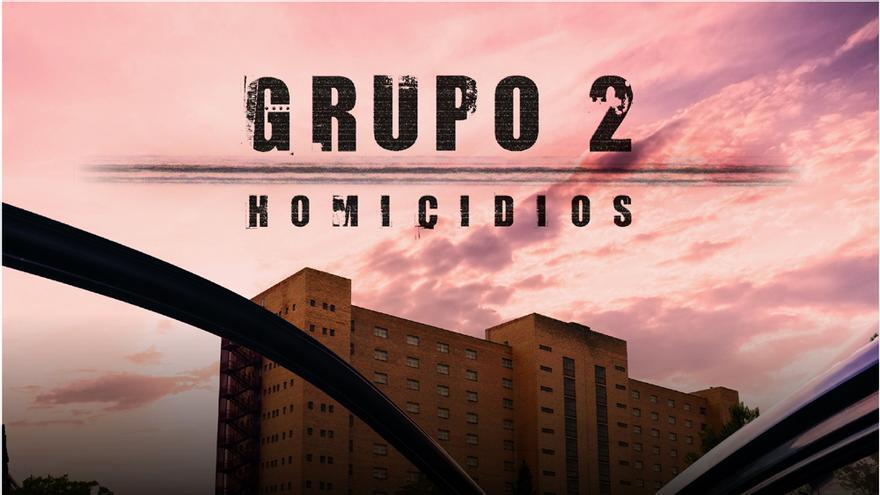"""Logo de """"Grupo 2 Homicidios"""""""
