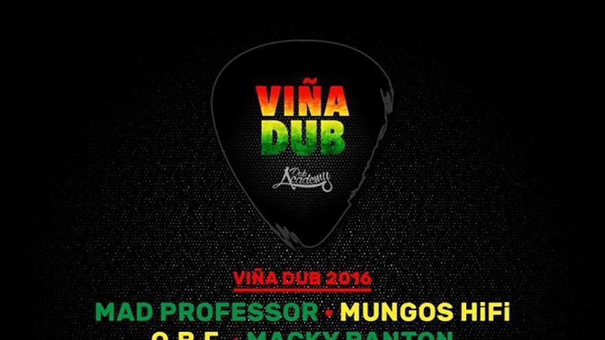 Cartel Viña Dub