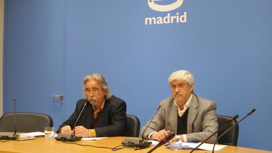 El concejal de IU dimitido del Ayuntamiento de Madrid niega que su marcha tenga relación con el estado de la formación
