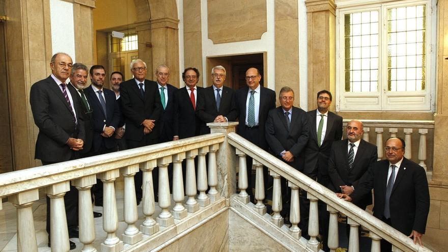 El Tribunal de Cuentas reúne en Oviedo a los órganos autonómicos para planear nuevas fiscalizaciones conjuntas