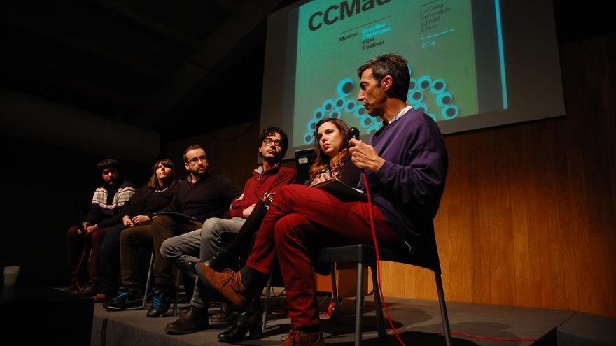 Festival de cine en Creative Commons/ Foto: Eva Garrido
