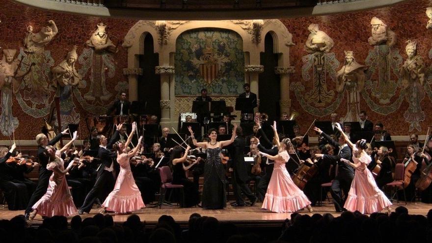 La Strauss Festival Orchestra y su Ballet protagonizarán el Gran Concierto de Año Nuevo en el Palacio de Festivales