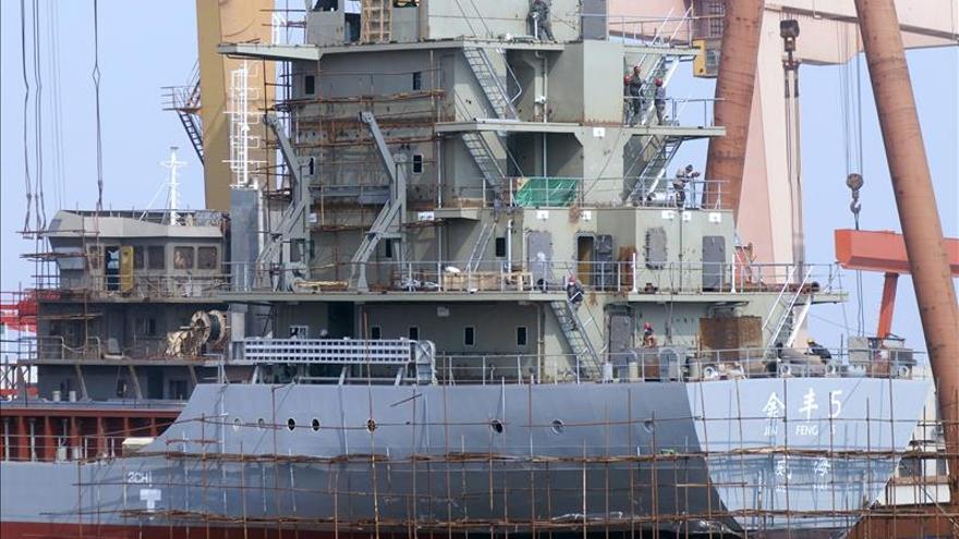 China rescata al almirante Zheng He para inspirar la Nueva Ruta de la Seda