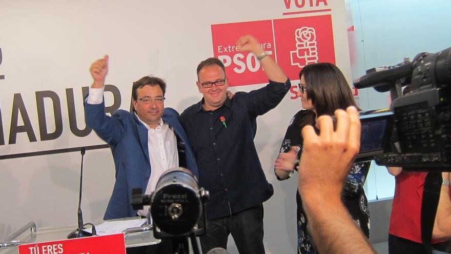 Vara (PSOE) anuncia diálogo con todos en Extremadura