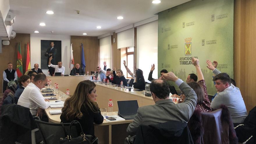 Torrelavega aprueba sus Presupuestos de 2020 y libera a tres concejales más