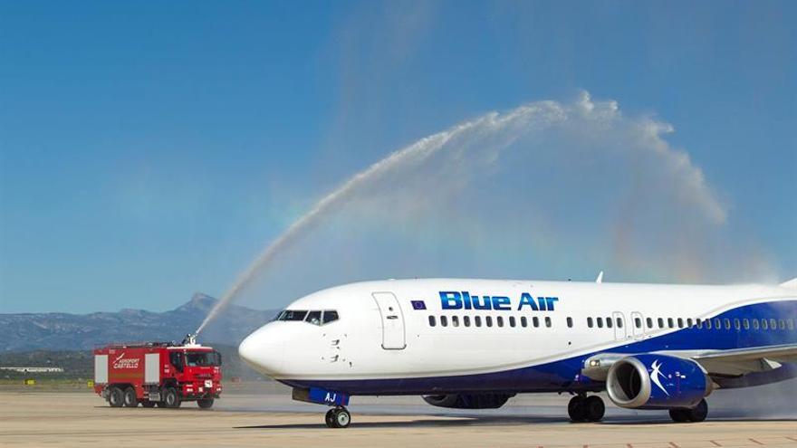 El aeropuerto de Castellón logra 89.251 pasajeros en su primer año