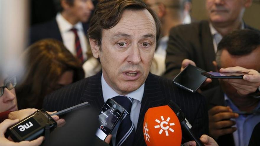 El PP ve un error que el PSOE apoye a los nacionalistas en la reforma del TC