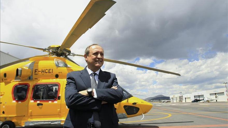 La empresa Airbus Helicopters prevé quintuplicar su producción en México