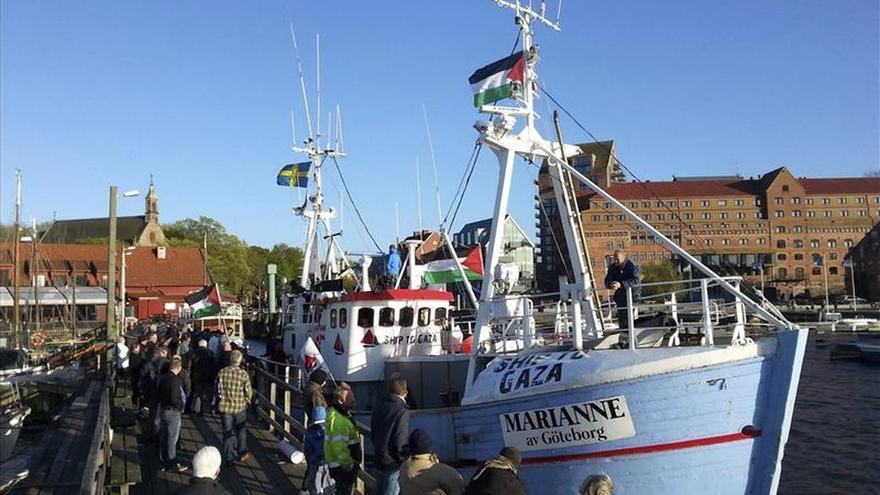 Gaza se prepara para recibir una nueva flotilla