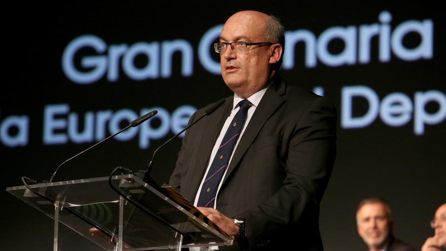 Premios Isla Europea del Deporte. Alejandro Ramos.