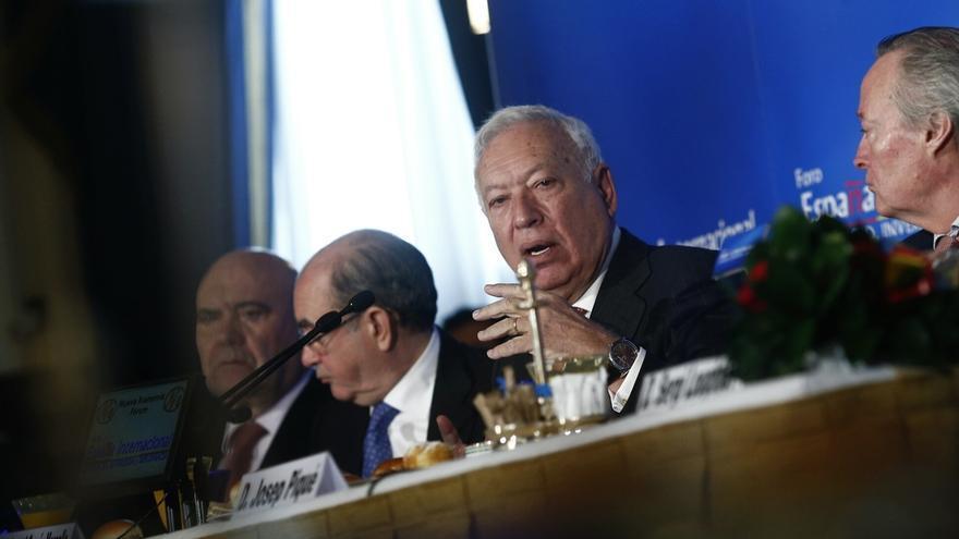 """Margallo cree que en Grecia hay que """"elegir entre lo malo y lo peor"""" y pide a Atenas que haga ya una propuesta concreta"""