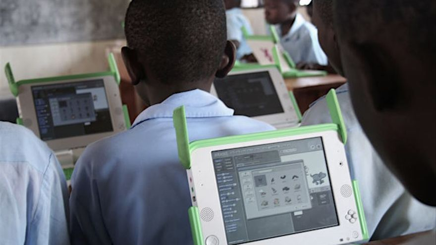 El proyecto One Laptop Per Child / OLPC