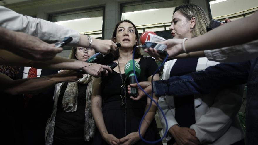 Soraya Rodríguez agradece a la Gestora su nuevo cargo en el Congreso, en el que sustituye a Zaragoza (PSC)