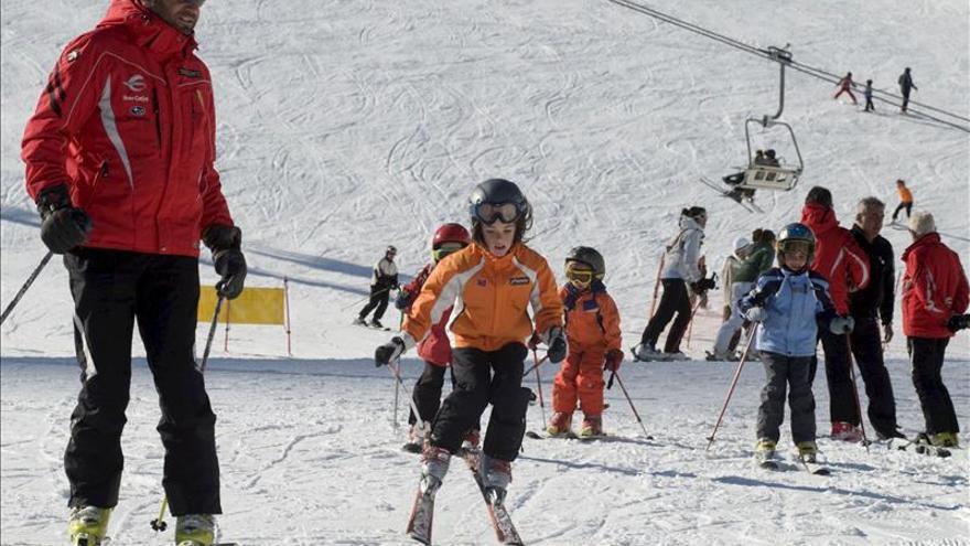 Las estaciones de esquí inician la nueva temporada con bastante optimismo