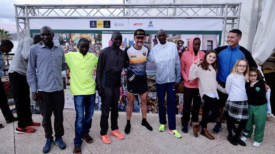 1.550 niños demuestran su valía en la décima edición del Mini Maratón La Isleña