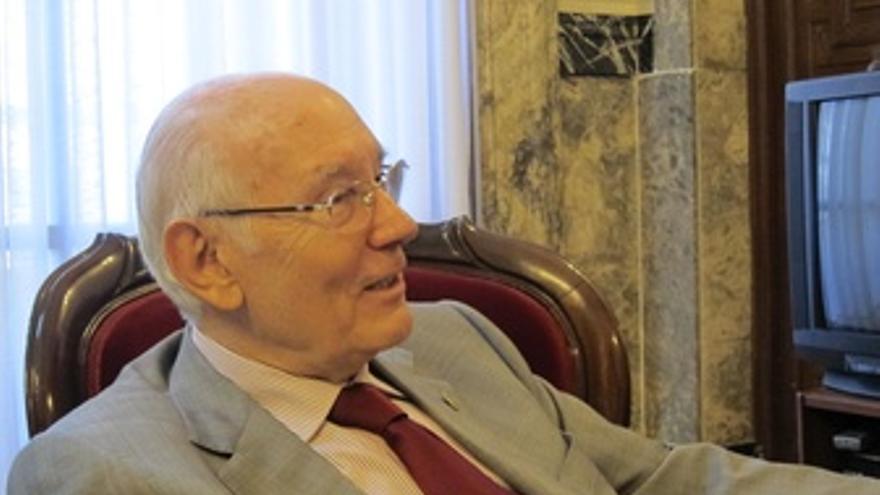 Presidente Del Consejo De Estado, Romay Beccaría.