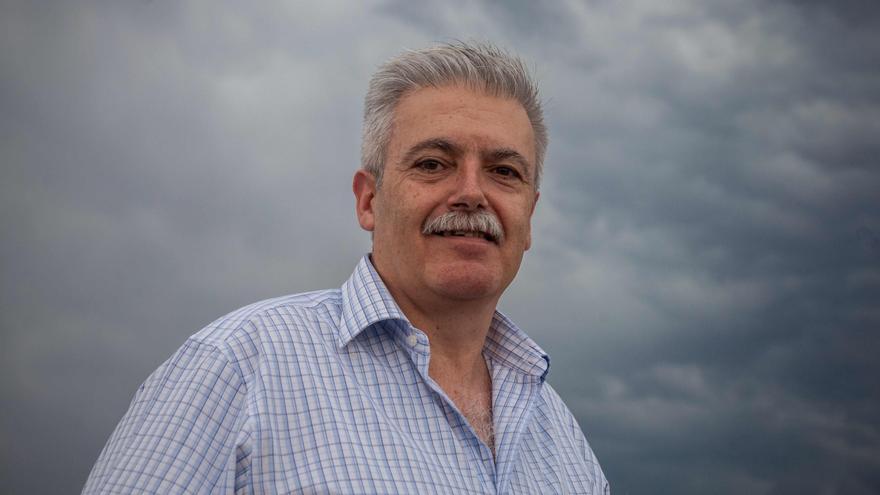 Rafael Requena. Foto: Juan Manzanara