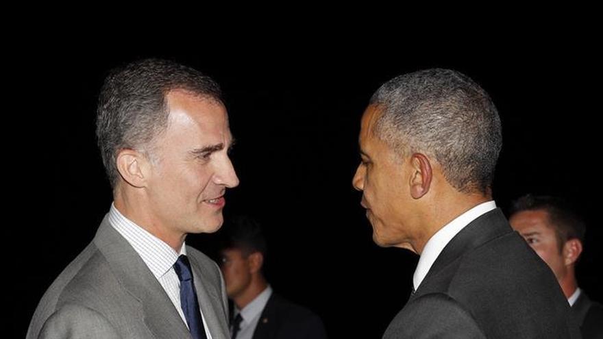 Obama: EEUU tiene el compromiso de una relación fuerte y unida con España