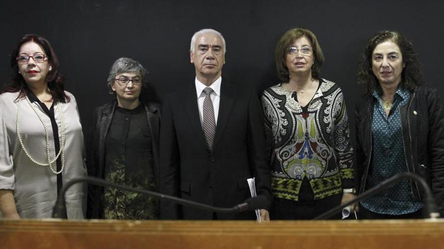 Andalucía, Asturias, Canarias, Cataluña y País Vasco rechazan juntas la Lomce