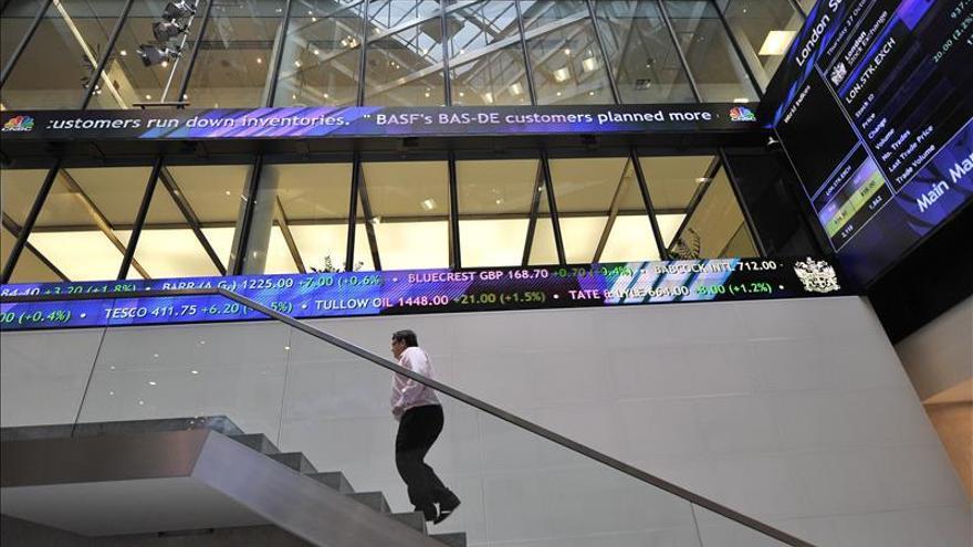 La Bolsa de Londres sube 1,12 % en la apertura por la victoria conservadora