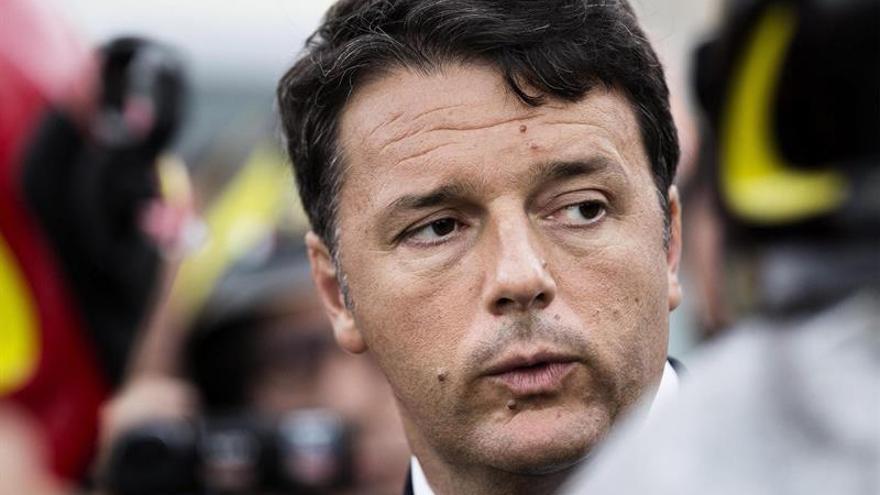 Renzi viaja a China para asistir al G20 y reunirse con el presidente de Alibaba