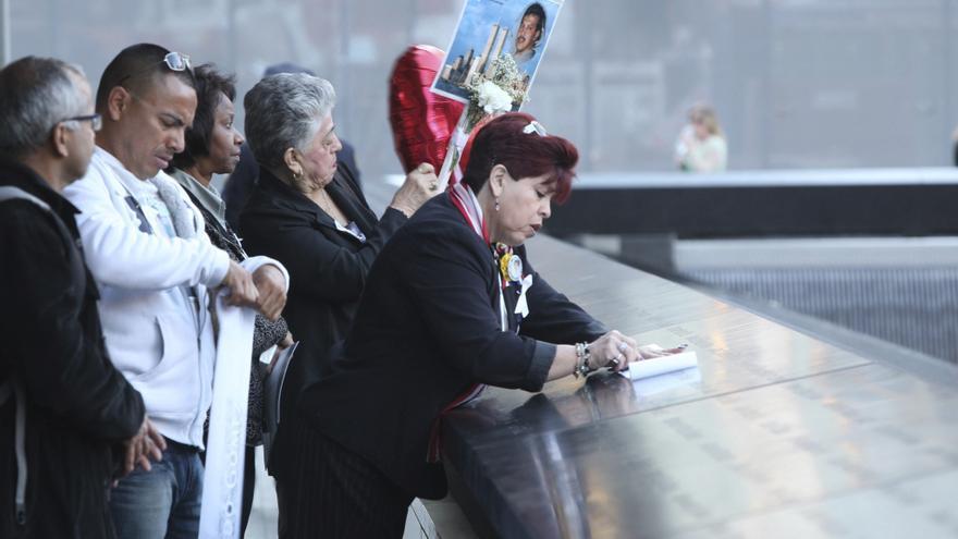 Comienza la ceremonia en memoria de las víctimas de los atentados del 11S
