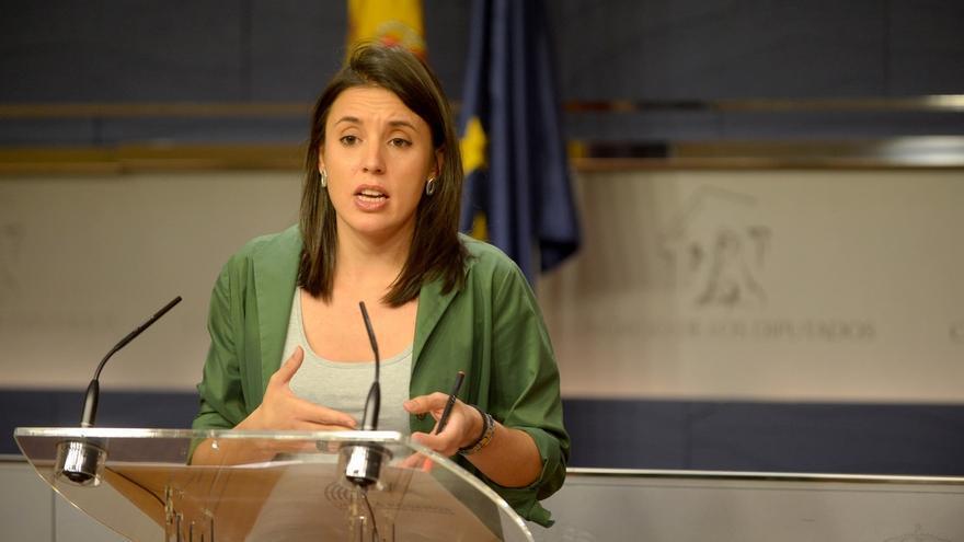 """Unidos Podemos considera """"bastante razonable"""" el nombramiento de Luzón como fiscal Anticorrupción"""