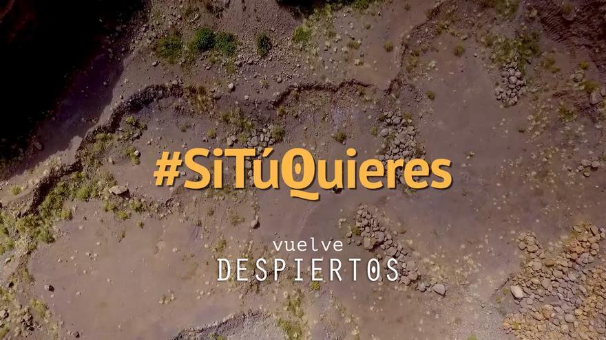 Vuelve Despiertos #SiTúQuieres