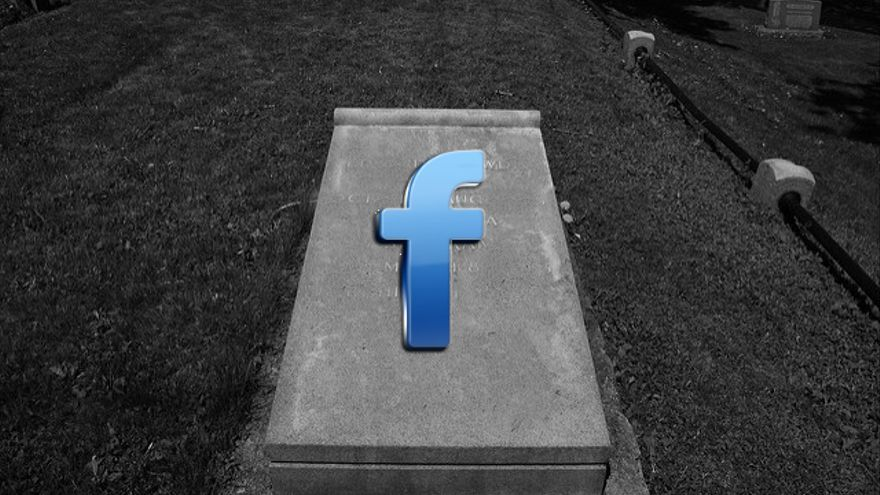 Facebook será el mayor cementerio virtual en 2098
