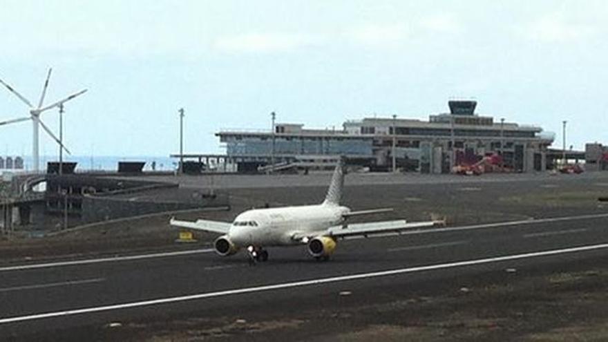Imagen de archivo de Aeropuerto de La Palma.