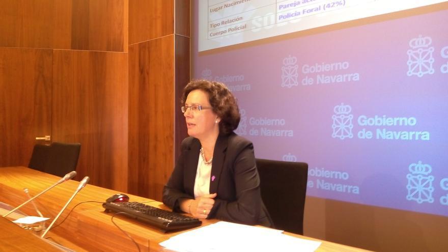 Navarra registra 836 denuncias por violencia de género de enero a septiembre, un 11,7% más que en 2013