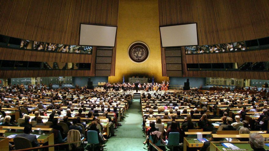 """Abás dice que Palestina llega a la ONU porque """"cree en la paz"""""""