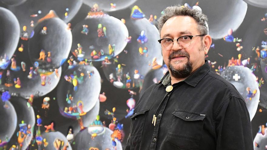 El Albéitar acoge la muestra 'Las mil y una noches' del artista José de León