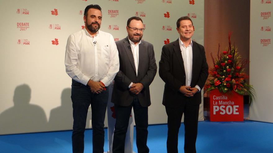 Debate primarias PSOE Castilla-La Mancha