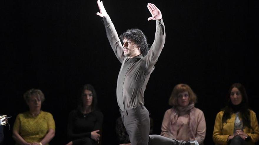 Jesús Carmona ve imposible que si tienes corazón, no te llegue el flamenco