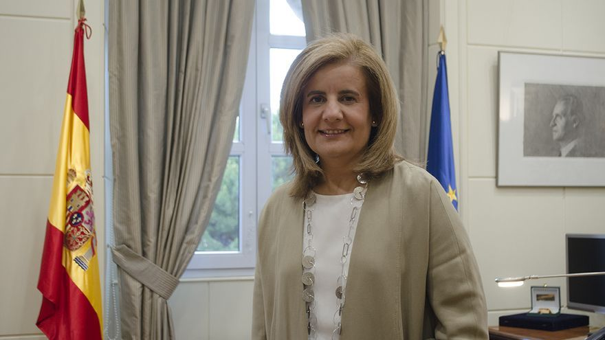 Resultado de imagen para fatima bañez ministra