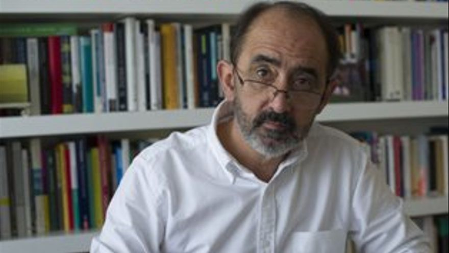 El filósofo Daniel Innerarity irá en la lista de Geroa Bai. /Wikimedia.