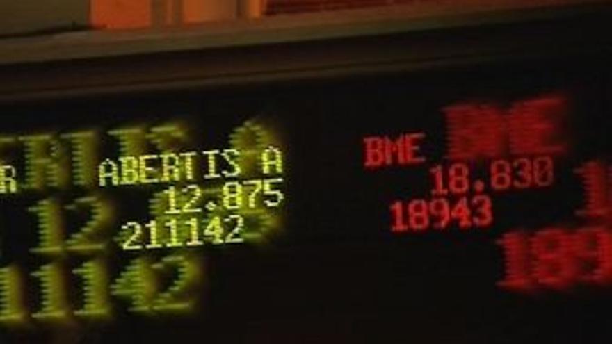 La Bolsa abre con una subida del 0,06%
