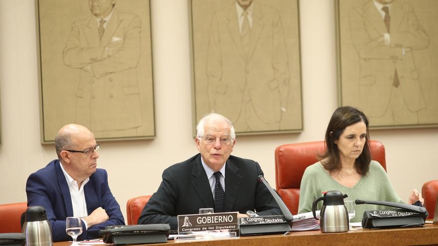 Exteriores envía a todos los embajadores el discurso de Morenés ante Torra como modelo de cómo deben reaccionar