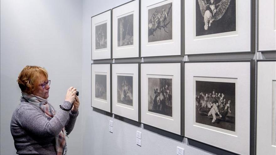 """El Museo de Goya se enriquece con la primera edición de los """"Disparates"""""""