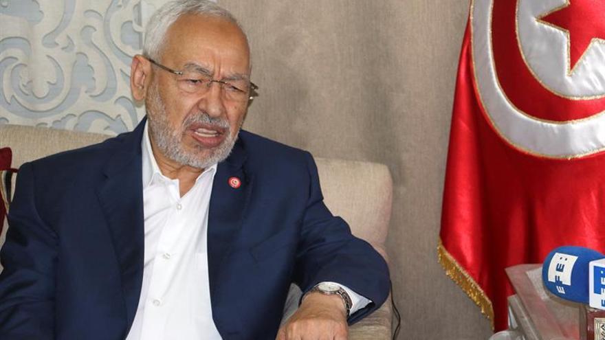 """Partido islamista tunecino """"Ennahda"""" felicita a Trump y le pide que respete a los musulmanes"""
