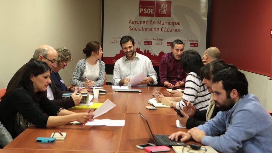 grupo socialista cáceres salaya