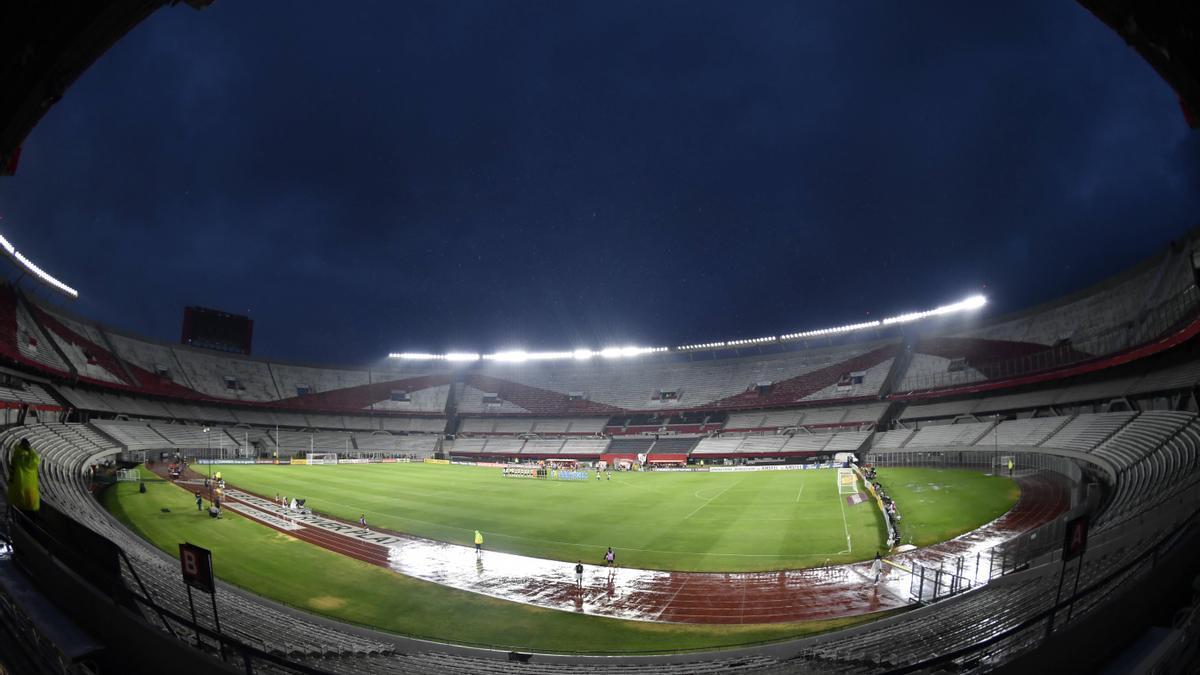 Habrá un aforo permitido del 30% en el estadio Monumental en el partido por Eliminatorias entre Argentina-Bolivia
