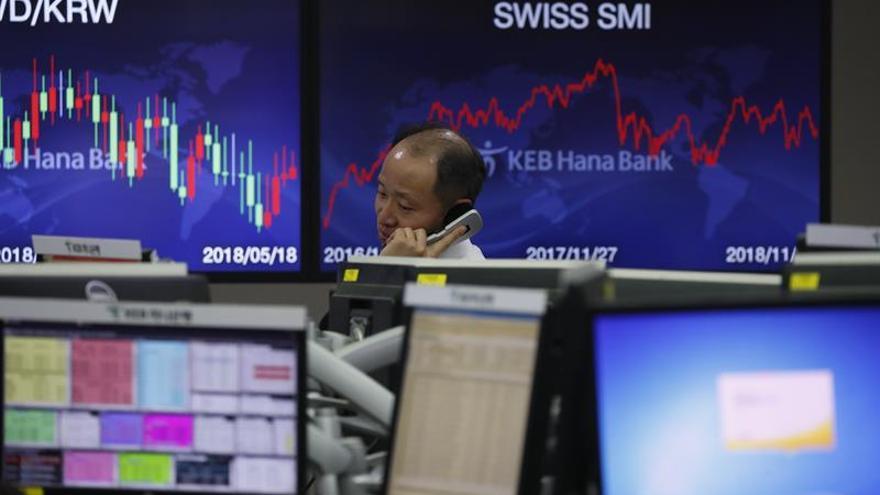 La Bolsa de Seúl cierra hoy