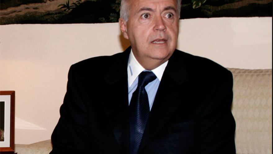El productor José Luis Moreno, imputado en el caso Palma Arena