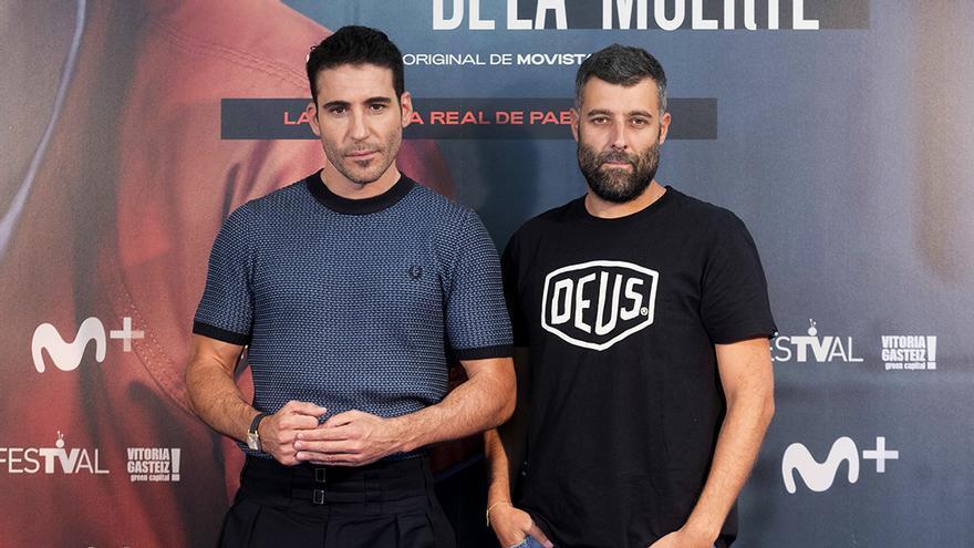 Miguel Ángel Silvestre y Nacho Carretero